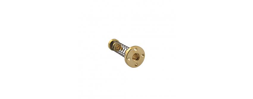 Anti Backlash Screw Nut