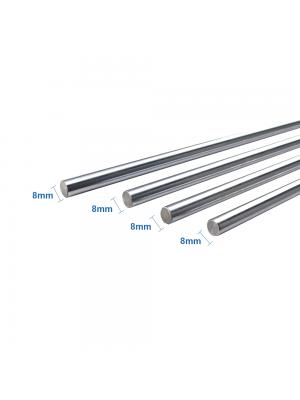 300mm Length 8mm Diameter Smooth Rods Linear Shaft Rail
