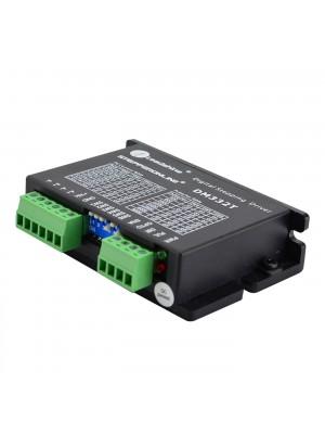 STEPPERONLINE Digital Stepper Driver 1.0-3.2A 18-30VDC for Nema 17, 23 Stepper Motor