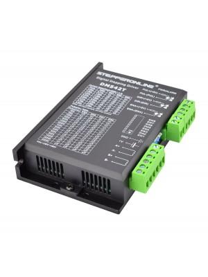 STEPPERONLINE Digital Stepper Driver 1.0-4.2A 20-50VDC for Nema 17, 23, 24 Stepper Motor