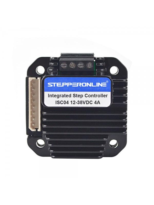 STEPPERONLINE Integrated Stepper Motor Controller 1 5-4A 12-40VDC for NEMA  17,23,24 Stepper Motor