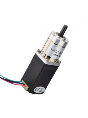STEPPERONLINE Nema 11 Geared Stepper Motor Bipolar L=51mm w/ Gear Ratio 14:1 Planetary Gearbox