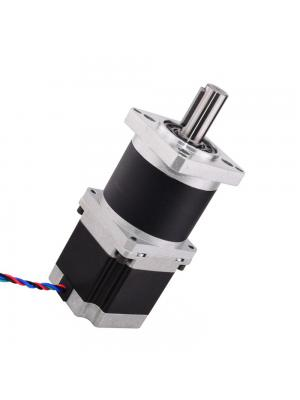 STEPPERONLINE Nema 23 Geared Stepper Motor L=56mm Gear Ratio 20:1 High Precision Planetary Gearbox