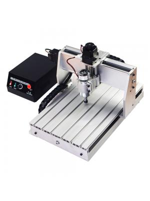 CNC Router 3040 3 Axis CNC Router Machine 300x400mm CNC Router Kit MACH3 Control Desktop 3D Engraving Milling Machine USB Port